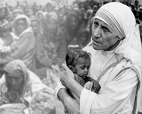 Pab xav txog lub ntsiab hauv tej zaj nyeem Teresa