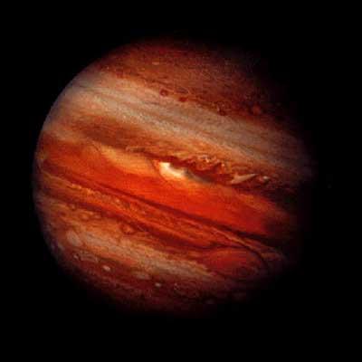 Fenomena Hujan Helium di Planet Jupiter Jupiter